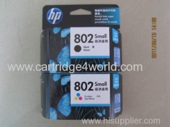 Original Ink Cartridge for HP802