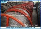 30mm 540kN T29 Anti twisting Braided Galvanized Steel Wire Rope Line Stringing Engineering