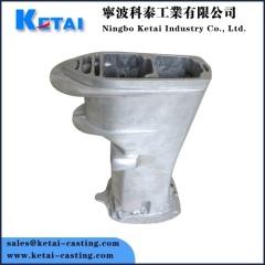 aluminum sand mold casting