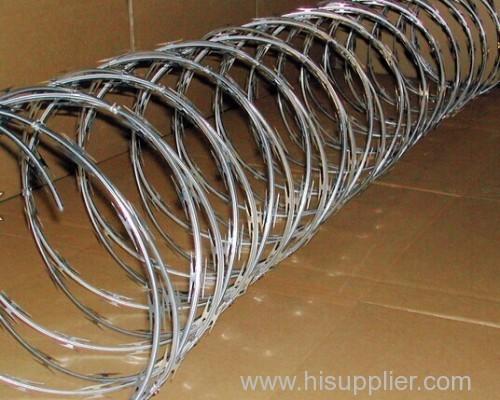 450мм диаметр катушки концертино колючая проволока