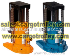 Hydraulic toe jack price list and application