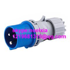 industrial plug 16A cee power plug