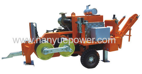 Hydraulic Line Puller : Kn hydraulic cable puller pulling tools
