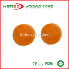 HENSO Waterproof Sterile PE Round Wound Plaster
