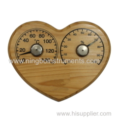 sauna thermometers; sauna kits