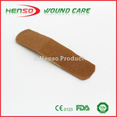 HENSO Waterproof Sterile Disposable Fabric Adhesive Bandage