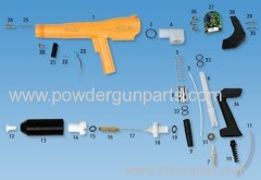 KCI K1 manual gun parts
