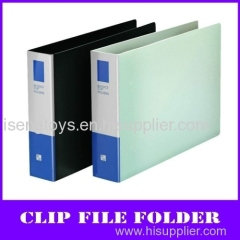 color a4 pp special clip file folder for invoic
