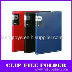 color a4 pp elite D-Ring binder file holder