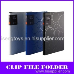 color pp a4 elite lever clip file folder