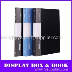 convenient color a4 pp display book (20pages)