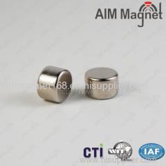 China NdFeB Magnetic Round N45