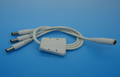 Lead spliter for 12V power supply