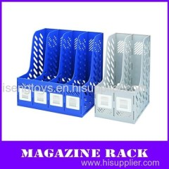 4-units a4 ps magazines rack