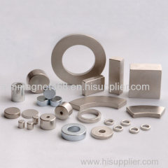 China NdFeB Ring Magnet Manufacture