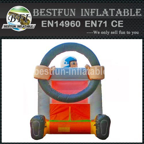 Nice commercial inflatable driver bouncer