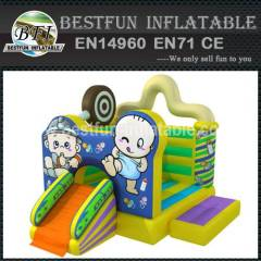 5 in 1 inflatable combo bouncers baby