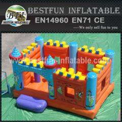 INFLATABLE PLAYGROUND MINI FORTRESS