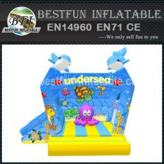 COMBO UNDERWATER WORLD BOUNCER