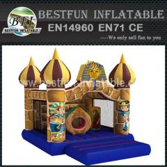 Inflatable bounce pharaohs of Egypt