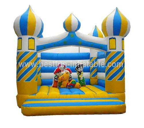 Aladdin castle inflatable jumping castles