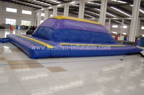 Inflatable High Hill Jumping Cushion