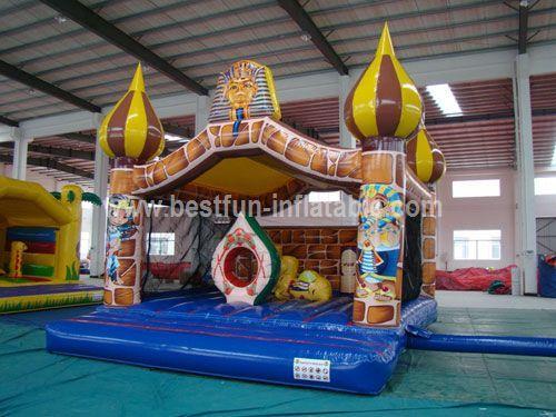Pharaoh Camalot Traditional Bouncy Castle