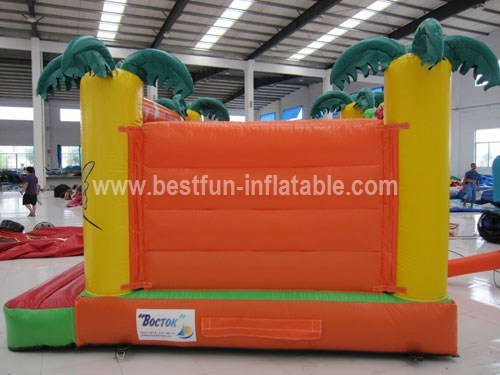 Worm bouncy castles inflatables china