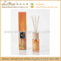 aroma diffuser with rattan sticks