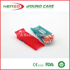 HENSO Latex Free Sterile Promotional Adhesive Wound Plaster