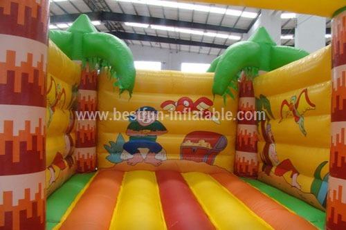 Treasure island cheap kids air bouncer