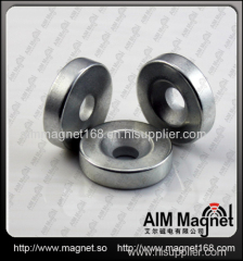 Strong M3 Screw Hole NdFeB Magnet