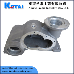 Machinery Components products made by sand casting