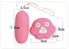 20Speeds Waterproof Female Sex Toys Remote Control Love Egg