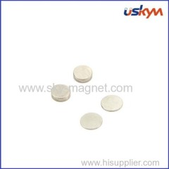 Customized size permanent magnet