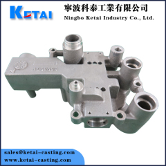 Complicated Sand Casting of Agricultural Fittings