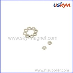 Peamanent Ring Magnet with grade N50