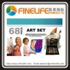 Hot selling art set for kids