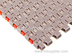 5936 Perforated Flat Top Modular plastic conveyor belt