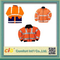 Safety Coat Reflective Jacket