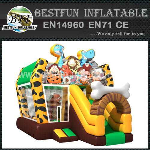Stone Age Inflatable Combo