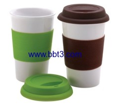 DIY design Porelain coffee mug