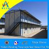 light steel frame prefab house
