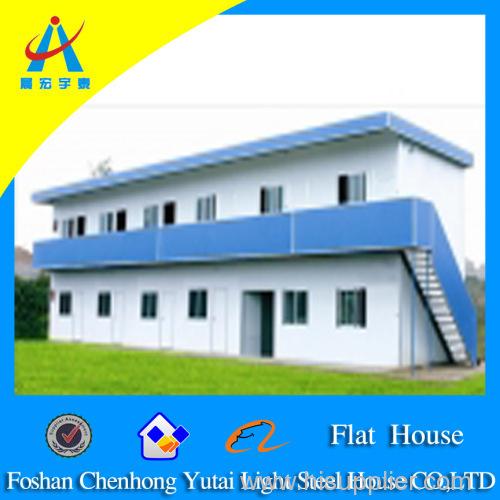 movable family prefab house
