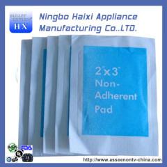 china hemostatic abdominal pad
