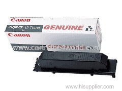 Canon Canon GPR-15 Genuine Original Laser Toner Cartridge High Page Yield High Quality Factory Direct Sale