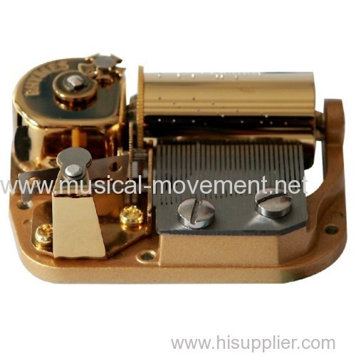Windup Music Box Mechanism Yunsheng 30 Note