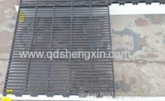 Granja de cerdos 545x600mm hierro fundido piso