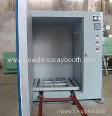 powder coating curing oven plans