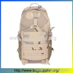camouflage military backpack camping equipment